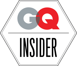 GQ Insider blog badge white
