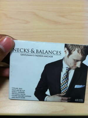 Necks & Balances