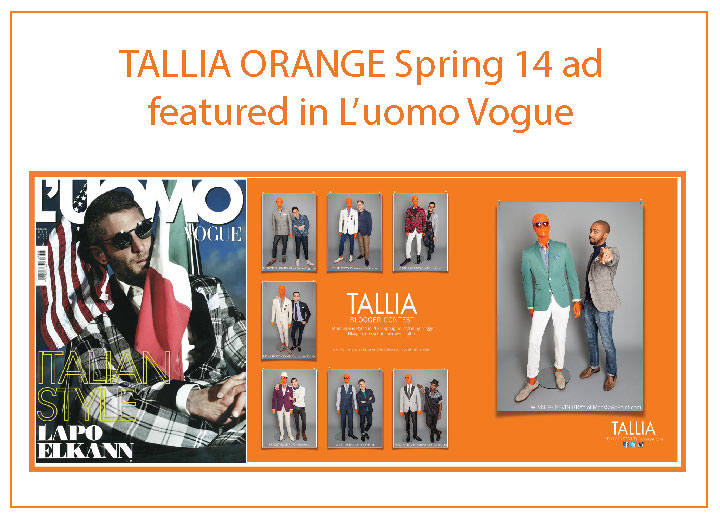 L'Uomo Vogue (Italian Men's Vogue